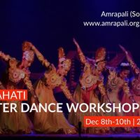Winter Dance Workshop 17 - Guwahati