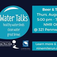 Water Talks Beer &amp Trees