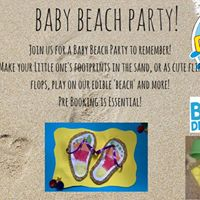 Baby Discover Beach Party