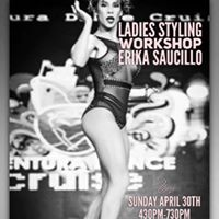 All Ladies Styling Workshop Erika Saucillo