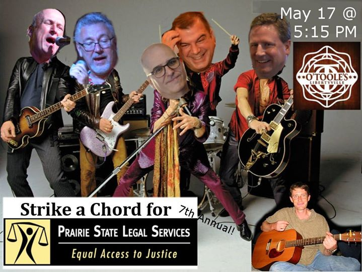 Strike A Chord Libertyville Lawyers For Justice Celebration At O