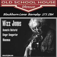 Wizz Jones at the Old School House
