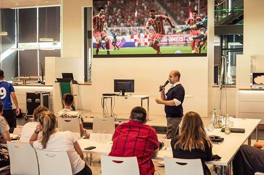 Weiterbildung eSports Basic Manager am VfL Campus