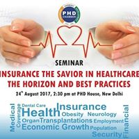 Seminar on Insurance the Savior in Healthcare The Horizon and B