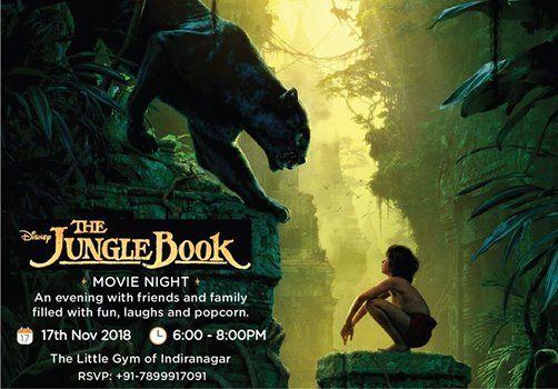 Movie Screening- Jungle Book