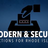Lobby Day for Modern and Secure Elections in Rhode Island