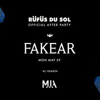 RFS DU SOL Official After Party w Fakear at MIA