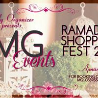 MG Events Ramadan Shopping Fest 2017 12 May