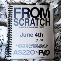 From Scratch at PVDFest June 4th