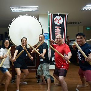 Afternoon TAIKO on Weekday (4)
