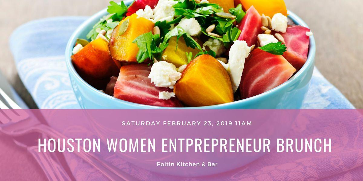 Houston Women Entrepreneur Saturday Brunch