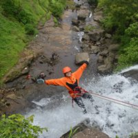 Waterfall Rappelling &amp Zipline (Bhivpuri) -Batch 2