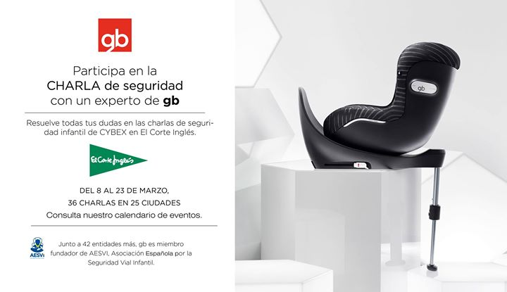 Charla de seguridad en Bilbao (ECI Bilbao)