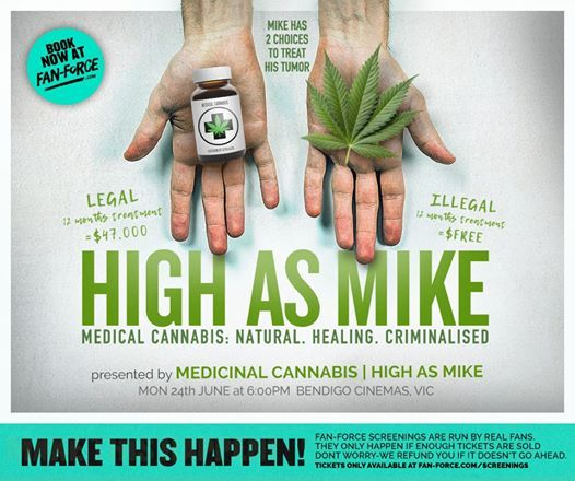 High As Mike - Bendigo Cinemas, VIC | Bendigo