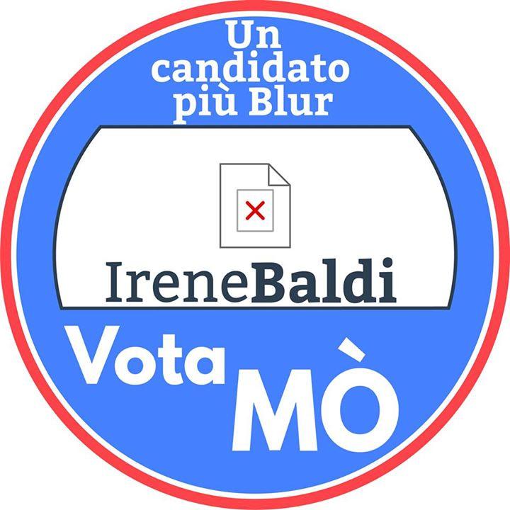 Votare Irene M Baldi alle prossime europee