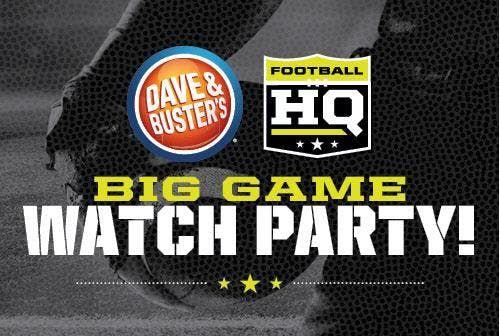D&B Arlington- Big Game Watch Party 2019