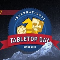 International Tabletop Day at All Aboard Community Gaming Centre