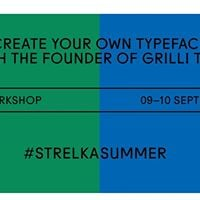 Create Your Own Typeface with the Founder of Grilli Type