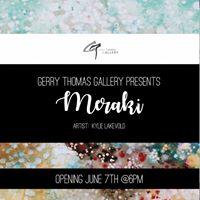 The Gallery presents Meraki &amp Relaunch