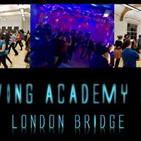 Swing Academy UK Thursday - Free beginners