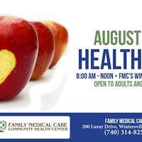 FMC Health Fair - Wintersville