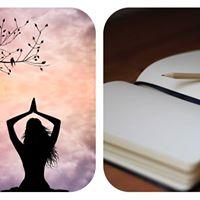 Express Yourself  Yoga &amp Journaling Workshop