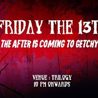 Friday The 13th  Trilogy
