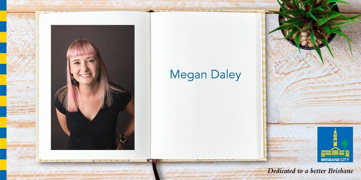 Meet Megan Daley - Chermside Library