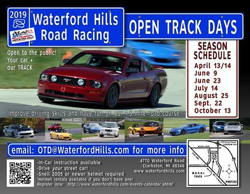 2019 Open Track Day 2