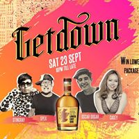 Getdown Sat 23 Sept