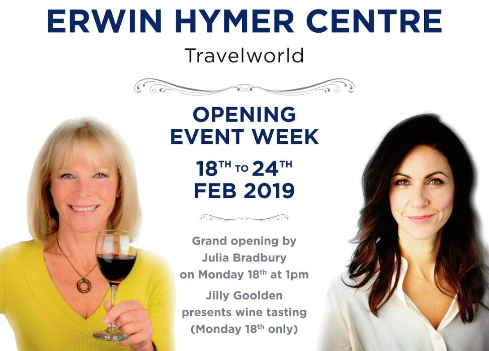 Erwin Hymer Centre (Travelworld) Grand Opening Event Week