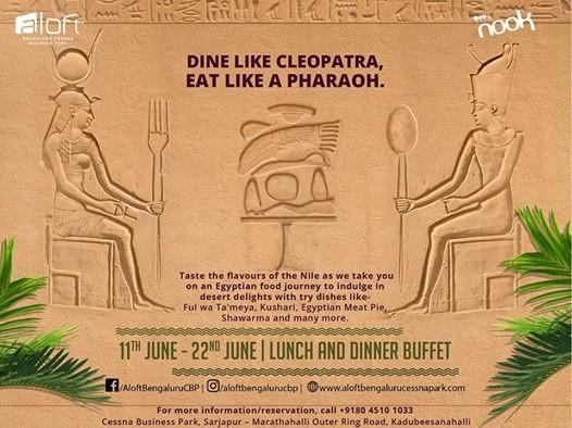 Egyptian Food Journey