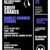 SHEFF SHAKES Hamlet Summer School