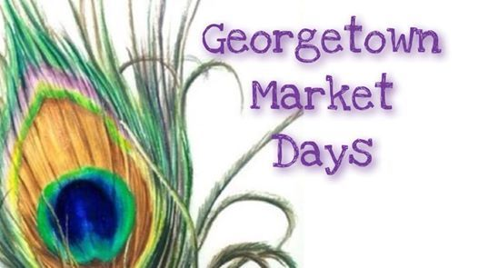 Shop the Peacock @ Georgetown Market Days   Georgetown