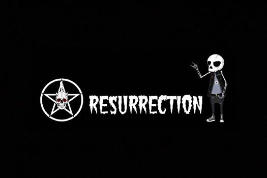 Resurrection live at The Horse and Groom