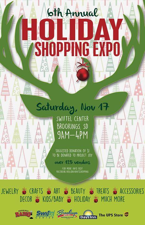2018 Holiday Shopping Expo