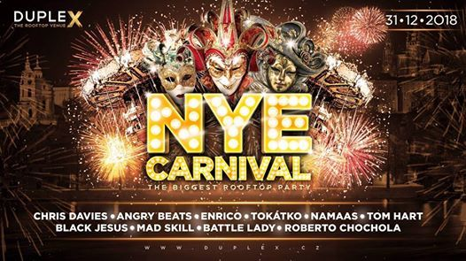 NYE Carnival 2018 at DupleX