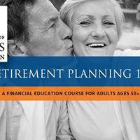Retirement Planning 101