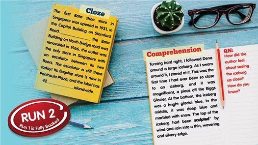 Comprehension & Cloze (Run 2)