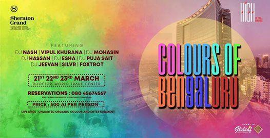 Colours Of Bengaluru