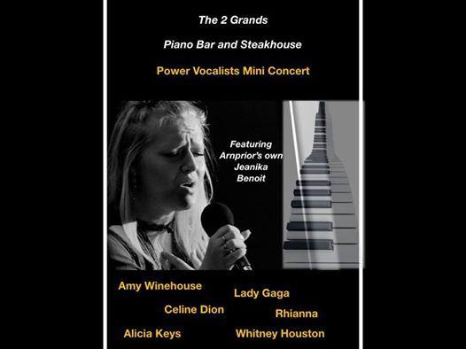 Mini Tribute Concert - Female Power Vocalists