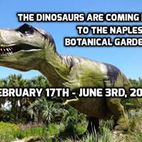 Naples Dinosaurs In The Gardens