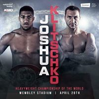 Boxing Joshua vs Klischko