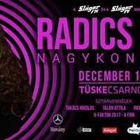 Radics Gigi Nagykoncert 12.12. Tskecsarnok