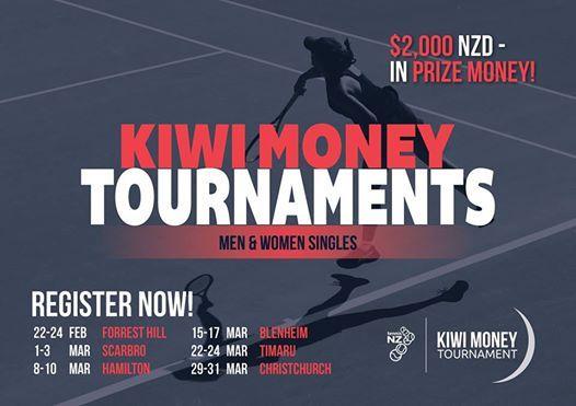 TNZ Kiwi Money Tournament - Christchurch