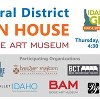 Cultural District Open House