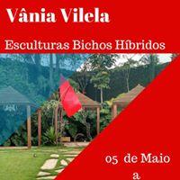 Exposio de Esculturas Vnia Vilela