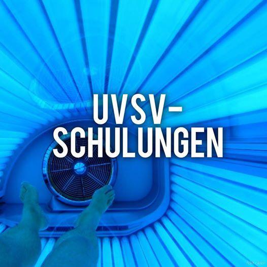 UVSV-Schulung mit Prfung - Erstzertifizierung