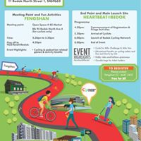 Bedok Cycling Path Network Launch