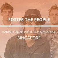 Foster the People in Singapore